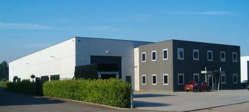 Opslagruimte kantoor - Kantoor met geintegreerde opslagruimte ...